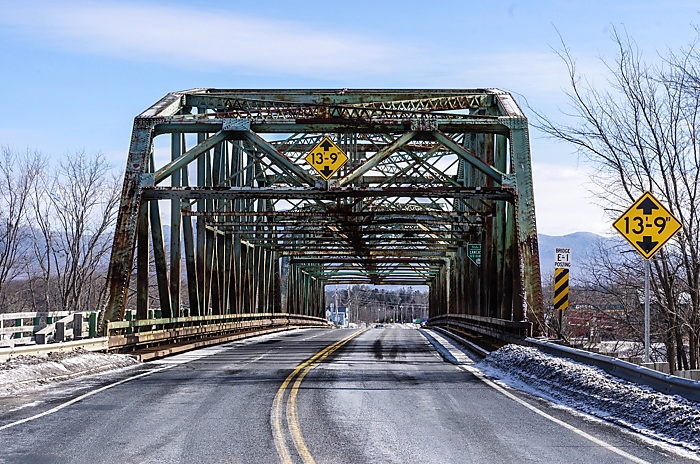 Bridge Vermont New Hampshire Border